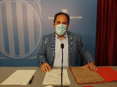 Enric Vinaixa, director general Relacions Laborals