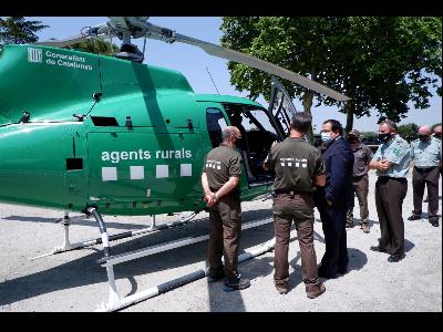 Foto helicòpter