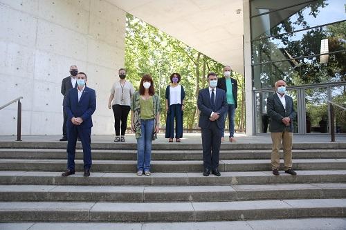 Foto de grup Àrea 5G Girona