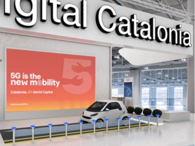 Estand Digital Catalonia MWC 2021