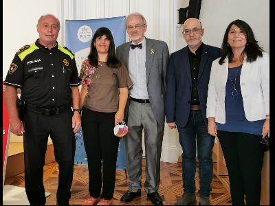 El director del Servei Català de Trànsit, Ramon Lamiel, ha intervingut aquest matí en la XXIII edició de les Jornades Mediterrànies