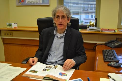 Oriol Anson secretari d'Agenda Rural