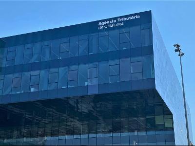 Seu de l'ATC a Barcelona