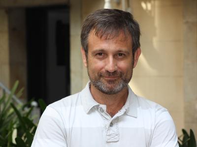 El catedràtic de sociolingüística, Francesc Xavier Vila