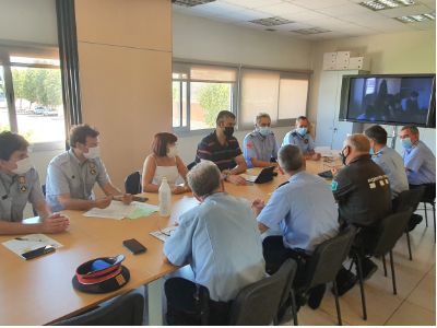 Reunió campanya forestal Lleida