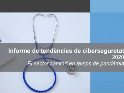 Informe tendencies ciberseguretat sector sanitari
