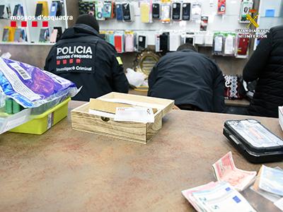 Desarticulat grup criminal Balaguer