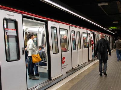 El Govern referma el seu compromís amb el transport públic amb una aportació de 480 milions d'euros a l'ATM de Barcelona el 2021