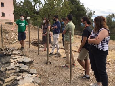 Camp de treball a Sant Boi de Llobregat