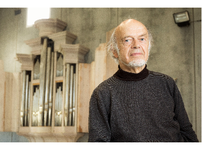 El mestre artesà orguener, Gerhard Grenzing, Premi Nacional d'Artesania 2020
