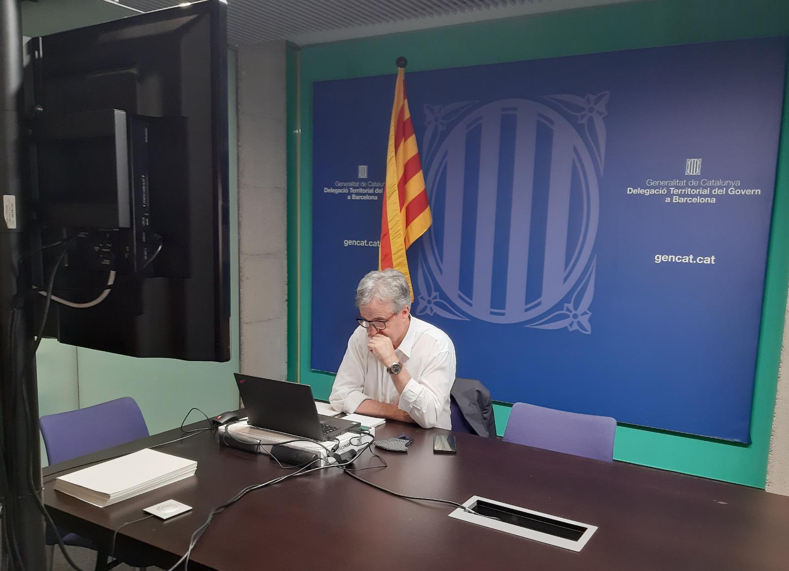 Reunió amb municipis i Consells Comarcals