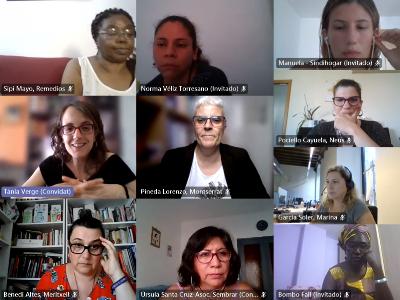 Reunió entitats independents dones migrades