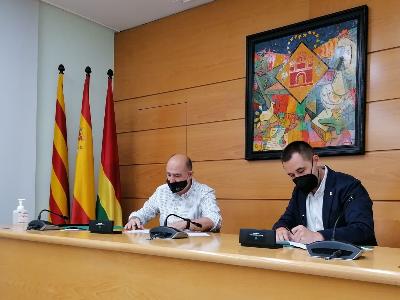 Signatura SAI Barberà del Vallès
