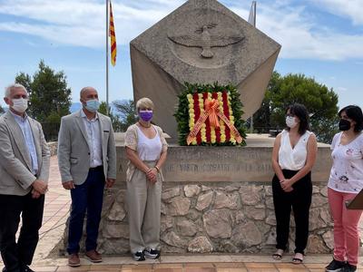 """Ciuró reivindica els combatents de la Batalla de l'Ebre: """"Ells són memòria viva"""""""