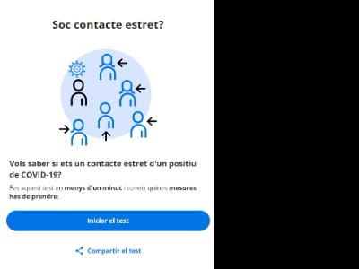 Contacte estret