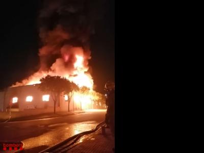 Incendi indústria