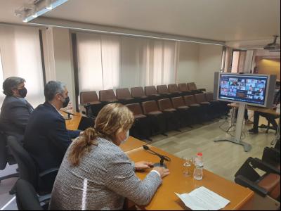 Reunió Solé amb Consell d'Alcaldes del Segrià