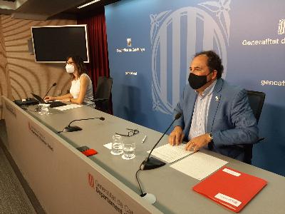 Enric Vinaixa i Manuela Redondo