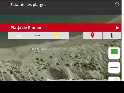 platja Riumar