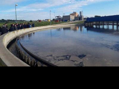 Depuradora de Santa Oliva