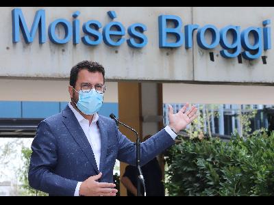 Visita Moisès Broggi