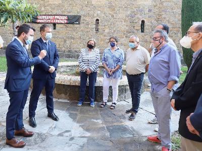 El president Aragonès trasllada a les comarques pirinenques