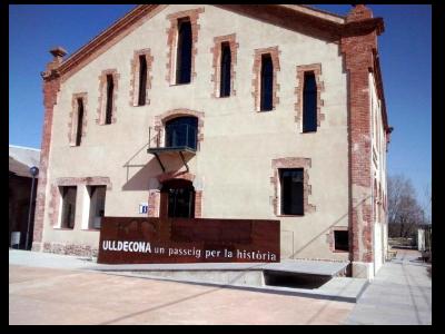 Rehabilitació Agrícola d'Ulldecona, Terres de l'Ebre