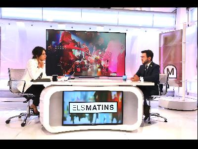 Entrevista a TV3