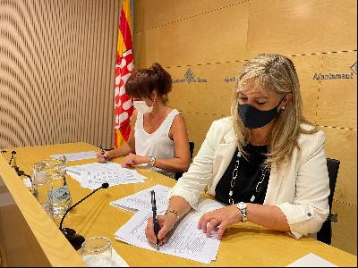 Conveni habitatge protegit Girona