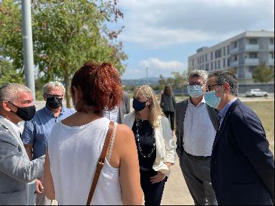 Conveni habitatges de protecció oficial Girona