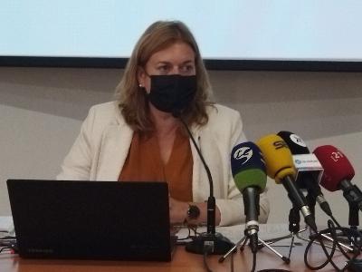 Directora territorial d'Educació de les Terres de l'Ebre, Montserrat Perelló