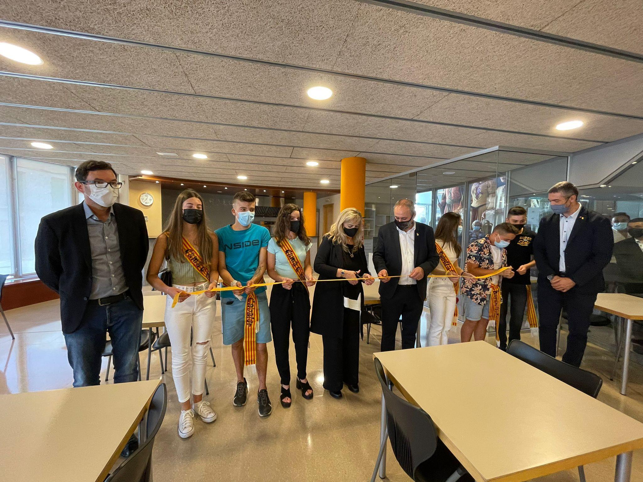 Inauguració Centre de Serveis de Golmés
