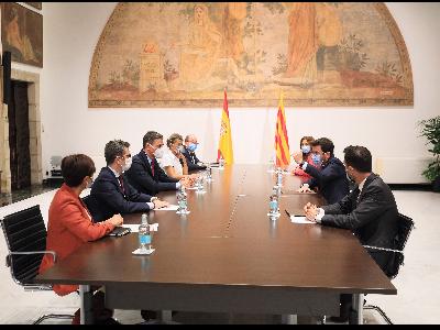 Reunió Taula de negociació