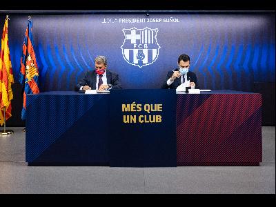 L'Agència Catalana de Turisme i el FC Barcelona renoven la seva aliança per promoure Catalunya com a destinació turística