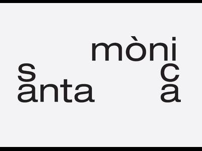 Ars santa Mònica