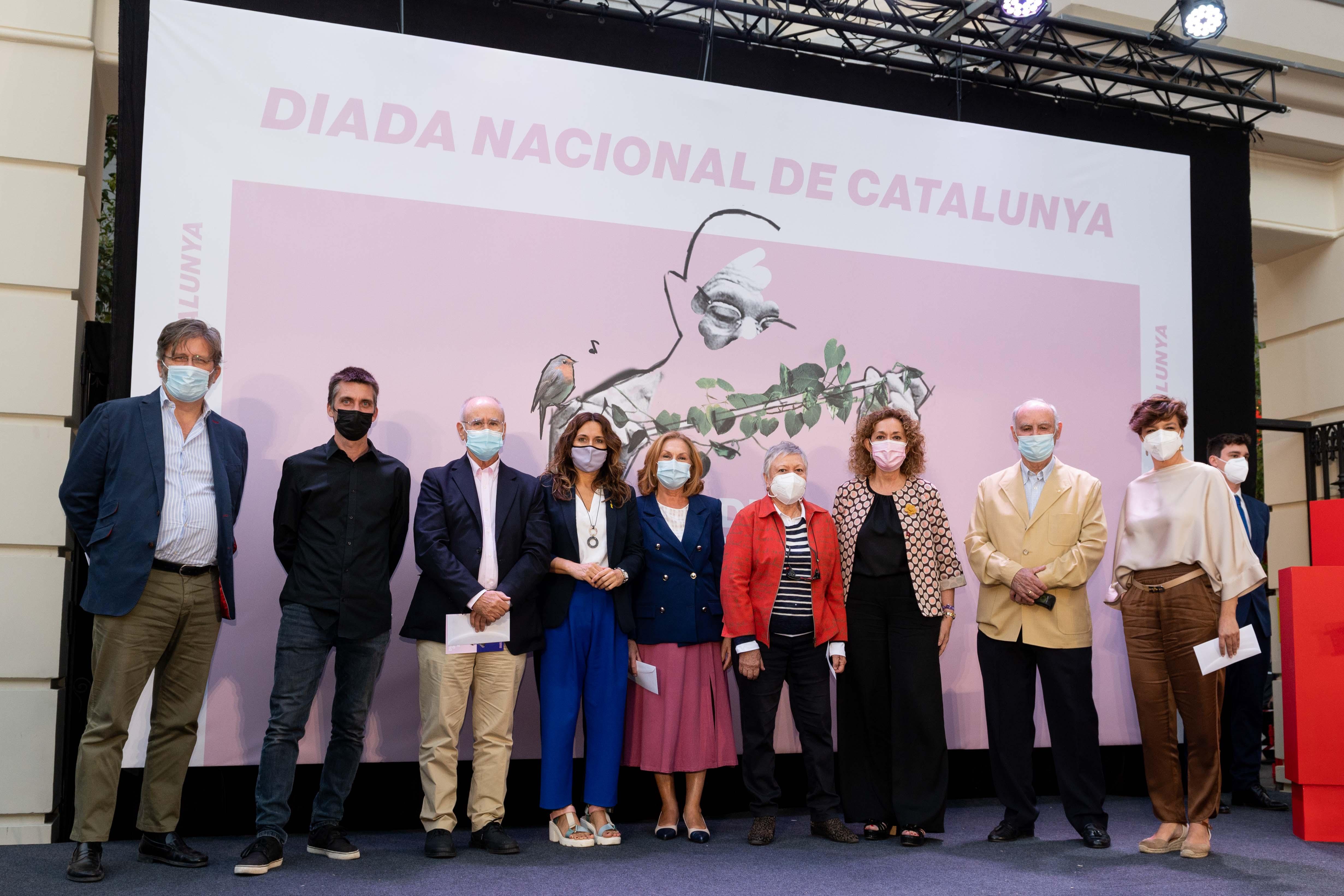 Diada Nacional de Catalunya a Madrid