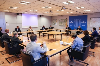 delegacions Govern Puigneró vicepresident