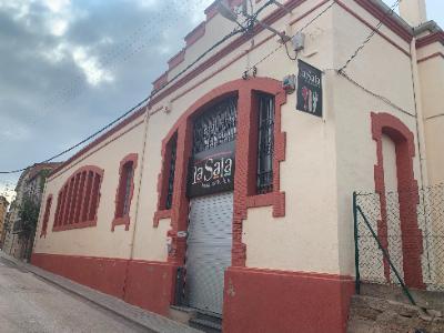 Imatge del centre cultural