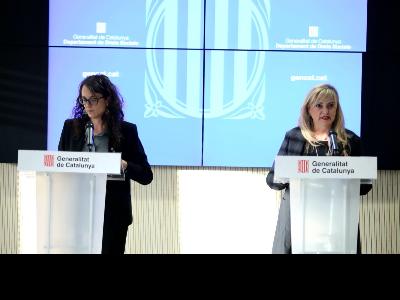 Les conselleres Verge i Cervera reclamen al ministre Escrivà que desencalli de forma urgent la reforma del reglament de la llei d'estrangeria
