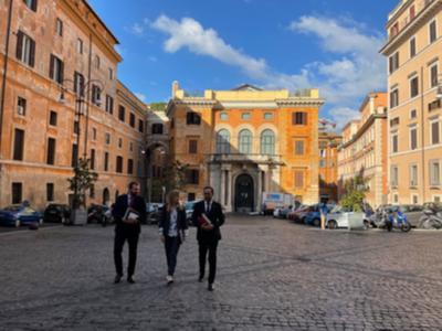 """Alsina: """"Amb Itàlia compartim projectes de futur i reptes mediterranis"""""""