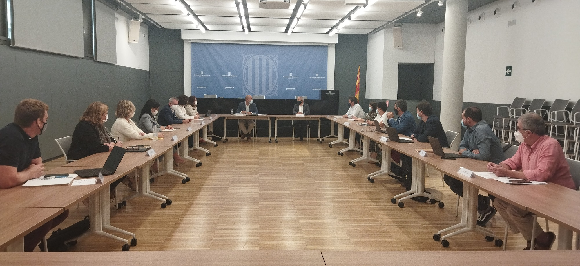Consell de Direcció de l'Administració Territorial del Govern a les Terres de l'Ebre