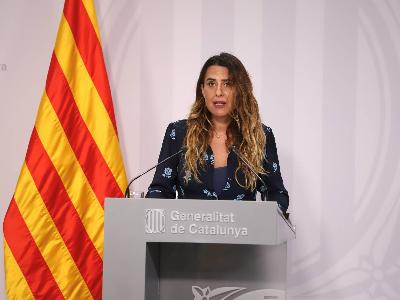 El Govern fa el primer pas per impulsar la reforma de la llei de comunicació audiovisual catalana