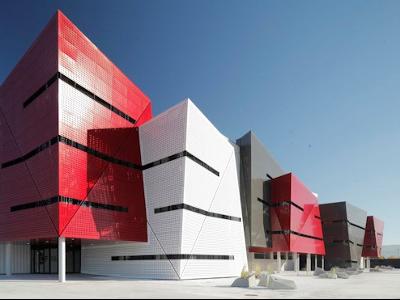 Centre de Formació Professional d'Automoció de Martorell
