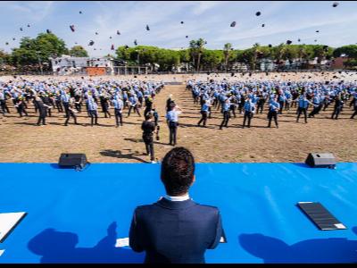 Graduació 34a edició Escola de Policia de Catalunya
