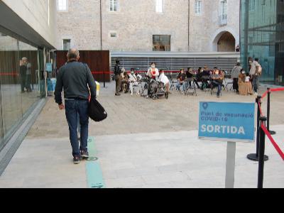 Punt de vacunació Generalitat Girona (CatSalut) (1).