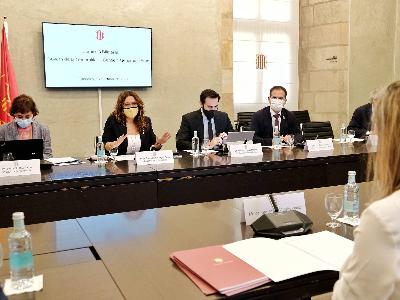 La consellera Vilagrà anuncia un increment de 3,5 milions en ingressos per a l'Aran el 2022