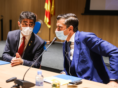 Presentació DE-CIX Barcelona