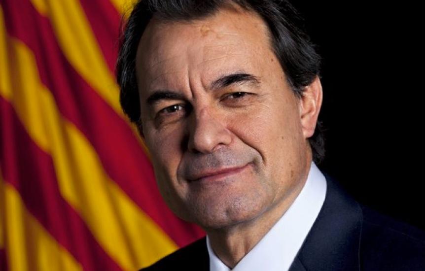 President Artur Mas